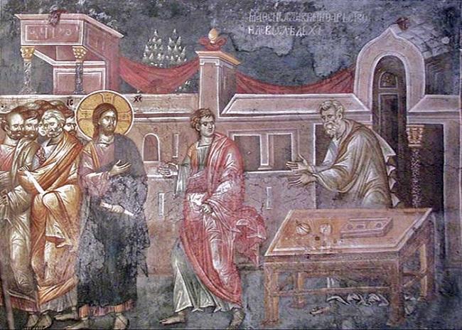 Sermon – 3rd Saturday of Luke
