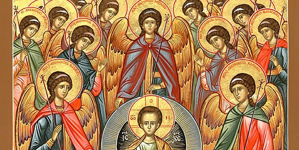 Sermon – Synaxis of the Holy Archangels