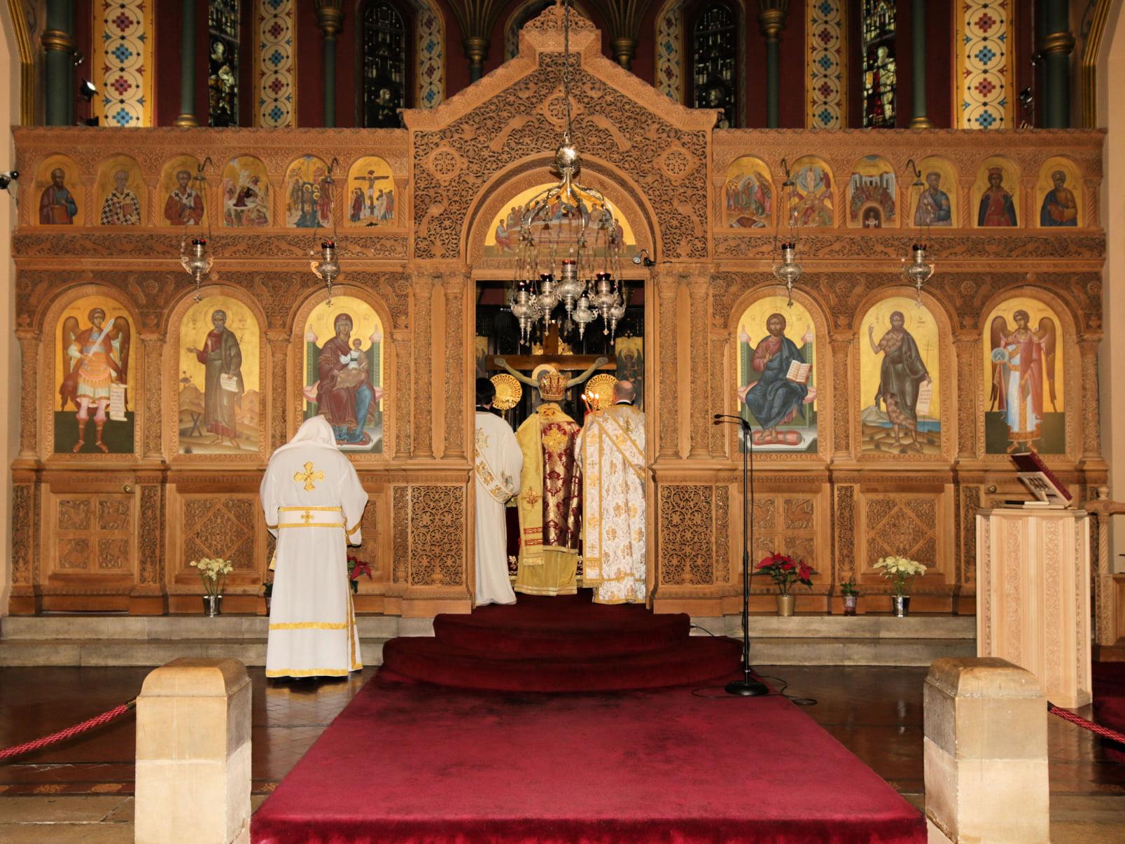 Ordination of Mr George Pappas