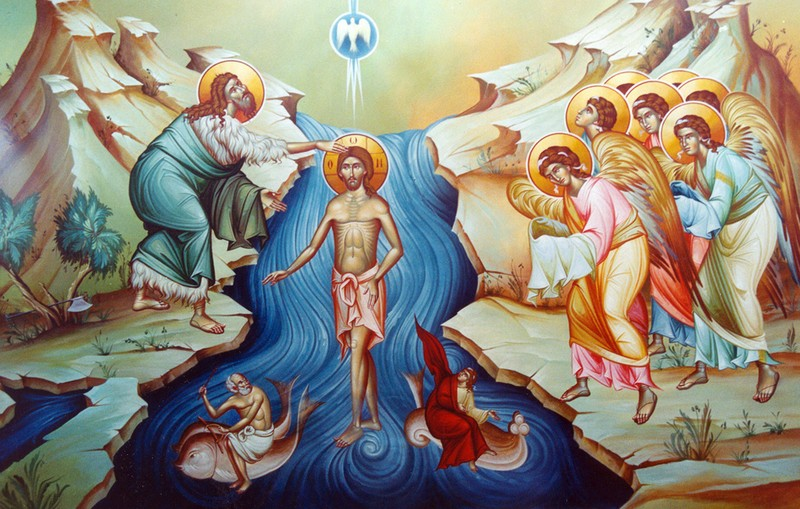 Sermon – Theophany