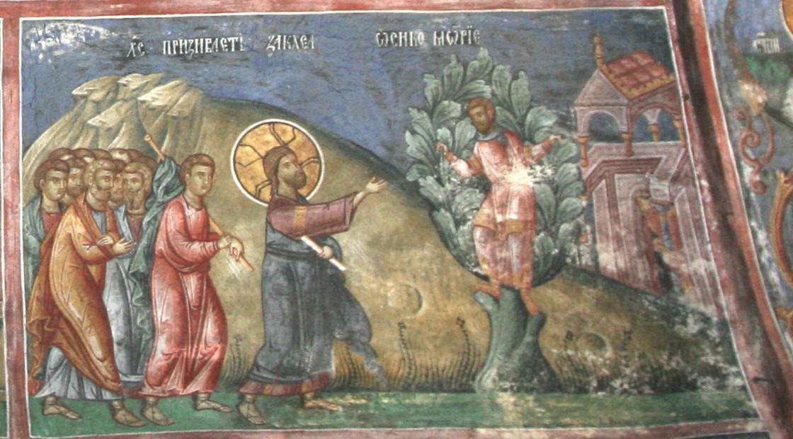 Sermon – 15th Sunday of Luke
