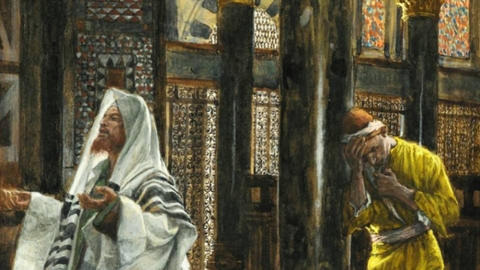 Sermon – Sunday of the Publican and Pharisee