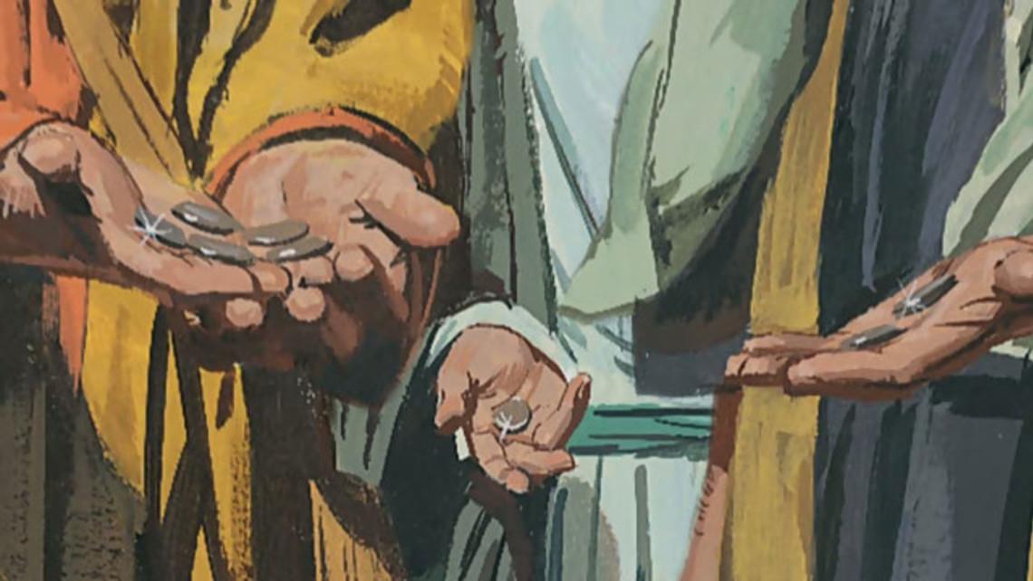 Sermon – 16th Sunday of Matthew