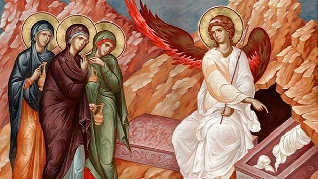 Sermon: Sunday of the Myrr-bearing Women