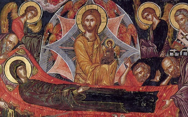 Sermon: Dormition of the Mother of God