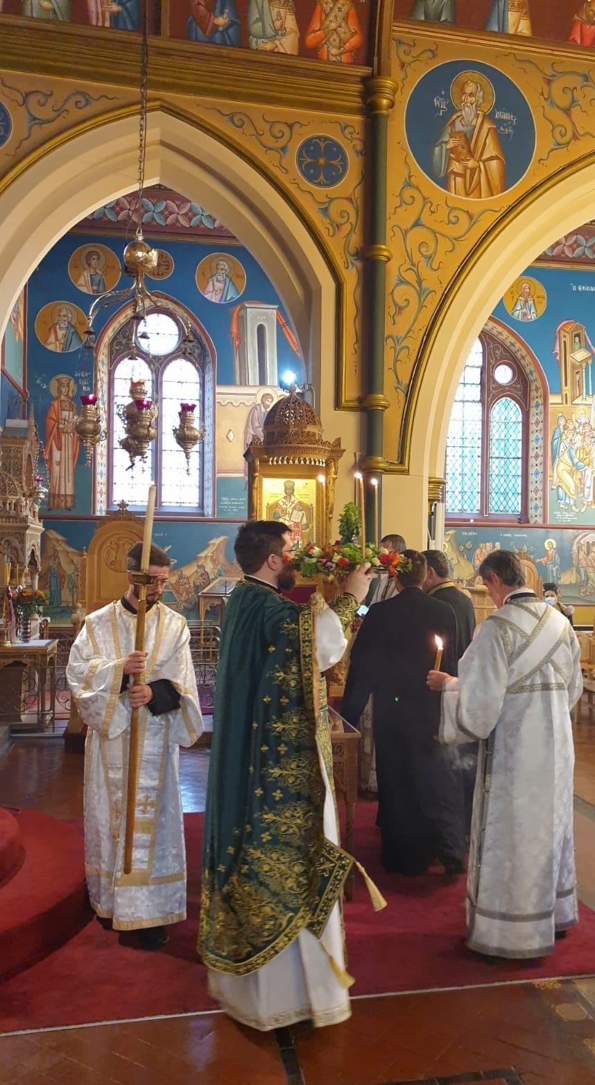 Sermon: Exaltation of the Precious Cross