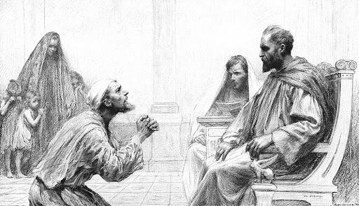 Sermon: 11th Sunday of Matthew