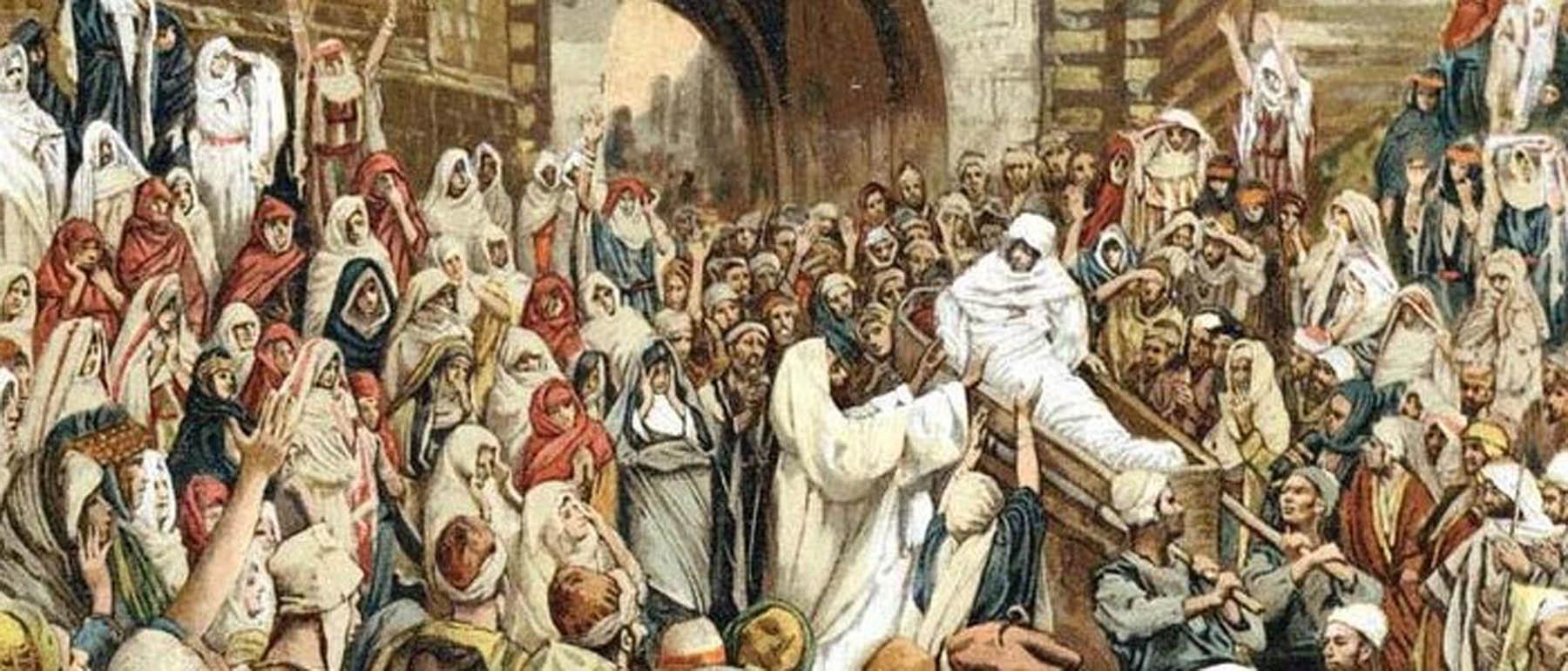 Sermon: 3rd Sunday of Luke